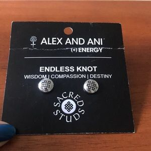 Alex and Ani Earrings
